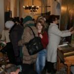 Dwudniowy kiermasz w Pińczowie, pomieszczenia użyczyło Muzeum Regionalne - 2013