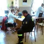 Akcja honorowego krwiodawstwa w naszej szkole, 2012 r.