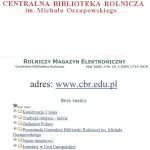 Rolniczy Magazyn Elektroniczny