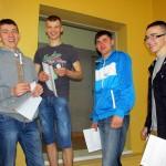 Akcja krwiodawstwa i rejestracji jako dawca szpiku - 10.04.15 r.