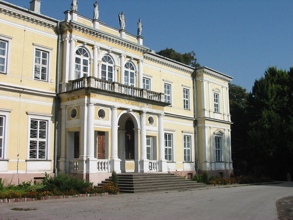 palac fornt