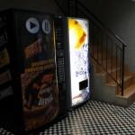 Automaty z napojami i przekąskami