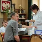Akcja honorowego krwiodawstwa w naszej szkole, styczeń 2014