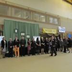 Uroczyste otwarcie X Powiatowych Targów Edukacyjnych
