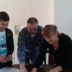 Podsumowanie wakacyjnego kiermaszu książek w ODKiTR w Chrobrzu - 2014
