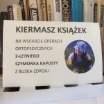 Wakacyjny kiermasz książek w Ośrodku Dziedzictwa Kulturowego i Tradycji Rolnej Ponidzia w Chrobrzu - 2014
