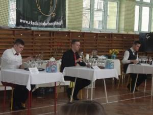 Mistrzostwa Polski Młodych Kelnerów