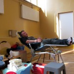 Akcja krwiodawstwa - 10.04.2015 r.