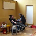 Akcja krwiodawstwa 29.10.2015 r.