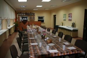 Spotkanie integracyjne klasy ITRŻ