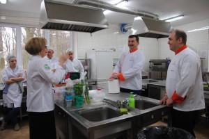 Warsztaty Kulinarne w naszej pracowni z udziałem Świętokrzyskich Mistrzów Kuchni