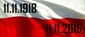 Obchody 98 rocznicy Odzyskania Niepodległości w Pińczowie