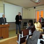 Spotkanie z pisarzem Janem Chruślińskim, 2016