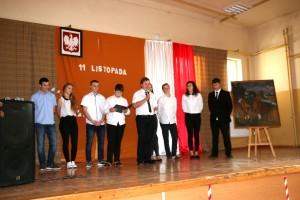 Akademia z okazji Narodowego Dnia Niepodległości