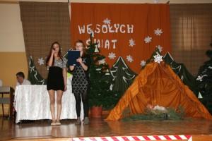 Święta Bożego Narodzenia w naszej szkole