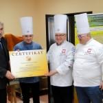 Nadanie tytułu Kuźni Talentów Kulinarnych, 2018