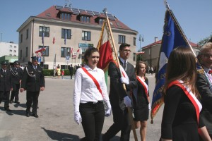 Uroczystości w rocznicę Konstytucji 3 Maja w Pińczowie