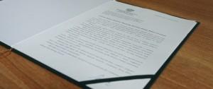 List ministra z okazji rozpoczęcia roku szkolnego