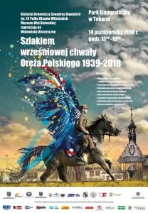 Szlakiem wrześniowej chwały Oręża Polskiego 1939 – 2018