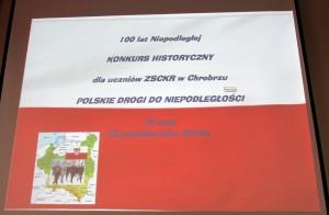 """Finał konkursu: """"Polskie drogi do niepodległości"""""""