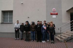 Zajęcia profilaktyczno- edukacyjne w Zakładzie Karnym w Pińczowie