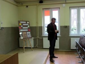 Spotkanie autorskie z Maciejem Liziniewiczem