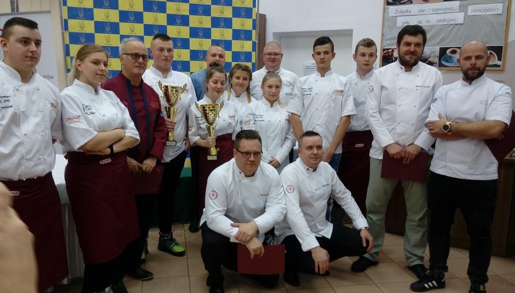 Finał konkursu kulinarnego Da Vinci 2019