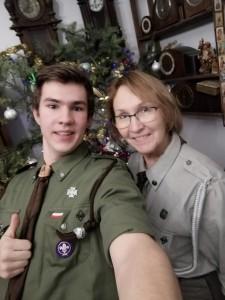 Anna Steckiewicz komendantką pińczowskiej komendy ZHP