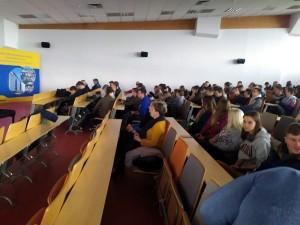 Udział w Dniach Otwartych w WSEPiNM w Kielcach